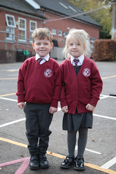 Ightham Primary School Uniform